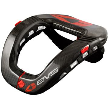 EVS R4 Pro Race Collar Carbon - Adult