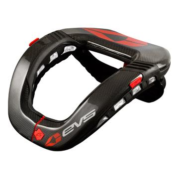 EVS R4 Pro Race Collar Carbon - Youth