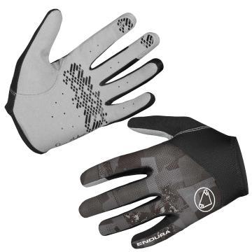 Endura Hummvee Lite Gloves - Grey Camo