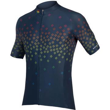 Endura PT Short Sleeve Jersey Ltd  - Scatter Design