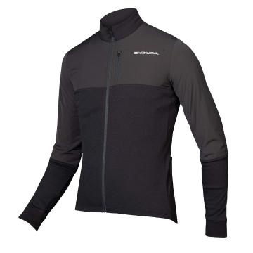 Endura MTR Adventure Long Sleeve Jersey - Anthracite