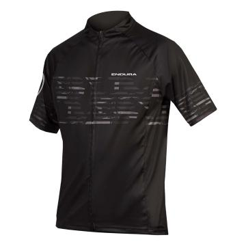 Endura Hummvee Ray Short Sleeve Jersey II - Black