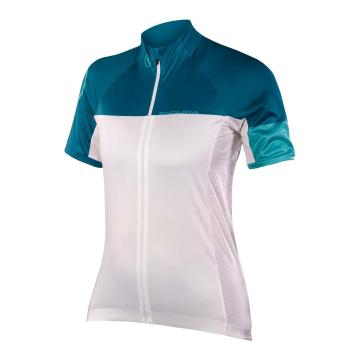 Endura Women's Hyperon Short Sleeve Jersey II - White