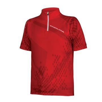 Endura 2019 Kids Ray Short Sleeve Jersey