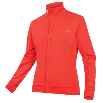 Endura Women's Xtract Roubaix Long Sleeve Jersey - Coral