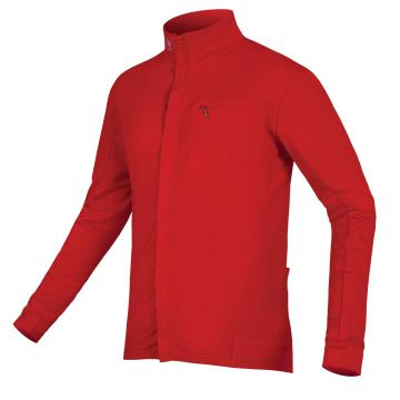 Endura Xtract Roubaix Long Sleeve Jersey - Red