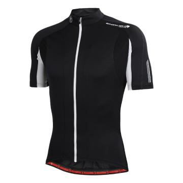 Endura FS260 Pro Cycle Jersey - Black