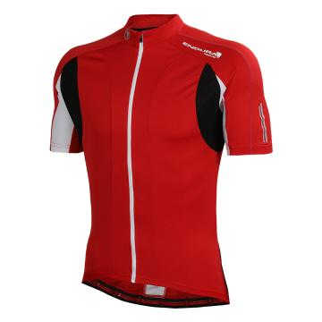 Endura FS260 Pro Cycle Jersey - Red