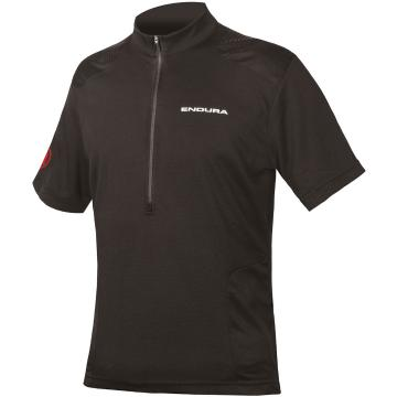 Endura Hummvee Short Sleeve Jersey  - Black