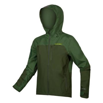 Endura SingleTrack Jacket II ExoShell20 - Forest Green