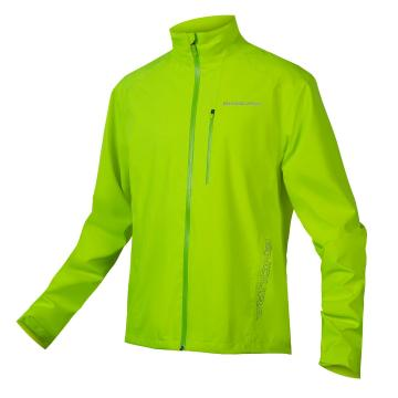 Endura Hummvee Waterproof Jacket - Hi Vis Yellow