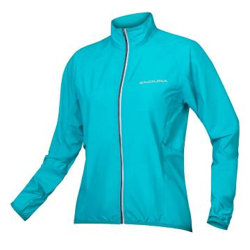 Endura Women's Pakajak Jacket - Pacific Blue