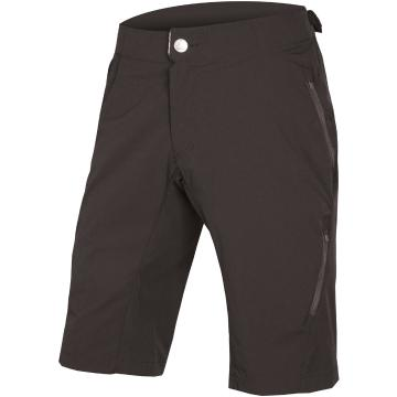 Endura Singletrack Lite Shorts II - Black
