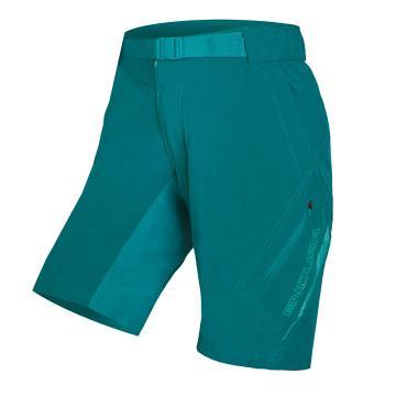 Endura Women's Hummvee Lite Shorts II with Liner - Teal