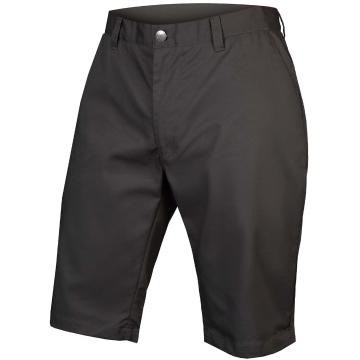 Endura Hummvee Chino Short with Liner Shorts - Grey
