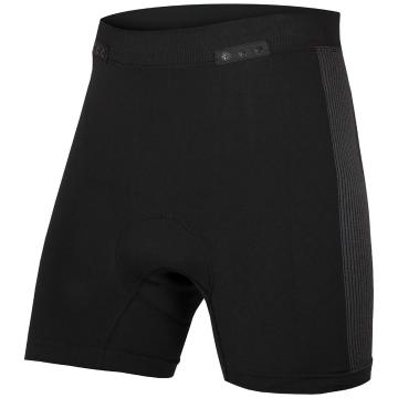 Endura Women's Engineered Padded Boxer with Clickfast - Black