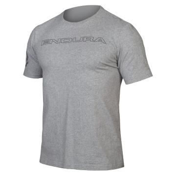 Endura One Clan Carbon Icon Tee - Grey