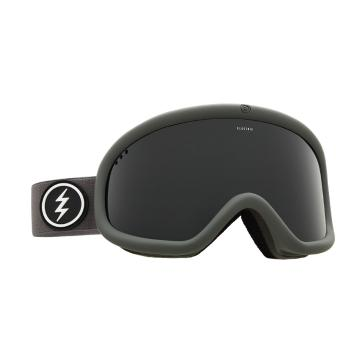 Electric 2018 Charger Snow Goggles - Grey/Red/ Jet Black