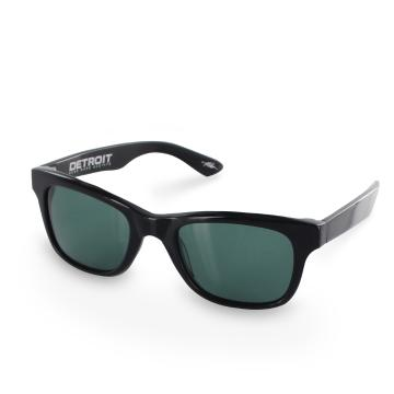 Electric Detroit Unisex Sunglasses - Black Gloss/Grey O/S - Gloss Black/Grey