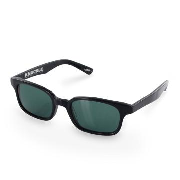 Electric Knuckle Sunglasses - Black Gloss/Grey - Gloss Black/Grey