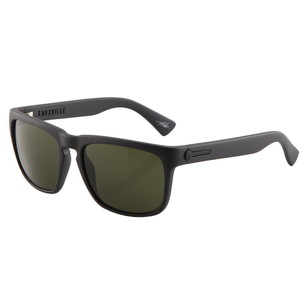 Knoxville Sunglasses - Matte Black/Grey