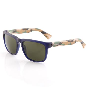 Electric Knoxville Sunglasses - Blue Jungle With Grey Lens