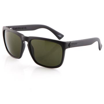 Electric Knoxville XL Sunglasses - Matte Black With Grey Lens