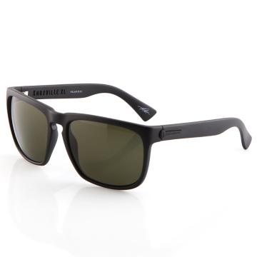Electric Knoxville XL Sunglasses - Matte Black/Polarized Grey Lens