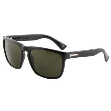 Electric Knoxville XL Sunglasses - Gloss Black/Grey Lens