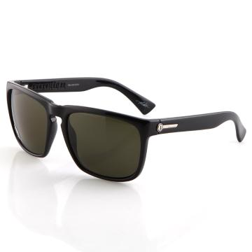 Electric Knoxville XL Sunglasses - Gloss Black/Polarized Grey Lens