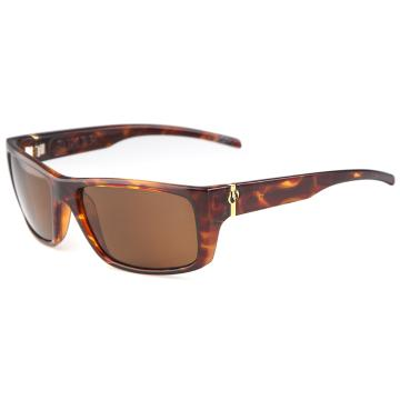 Electric Sixer Sunglasses - Tortoise Shell/Polarized Bronze