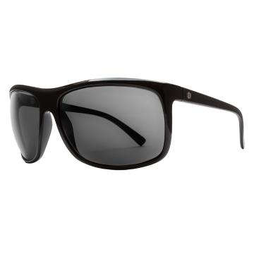 Electric Outline Sunglasses - Gloss Black/OHM Grey
