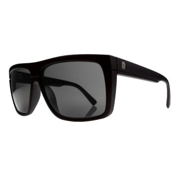 Electric Black Top Sunglasses - Gloss Black/Grey