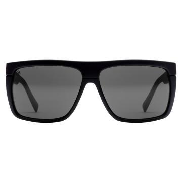 Electric Black Top Sunglasses - Polarized - Gloss Black/Grey Polarised