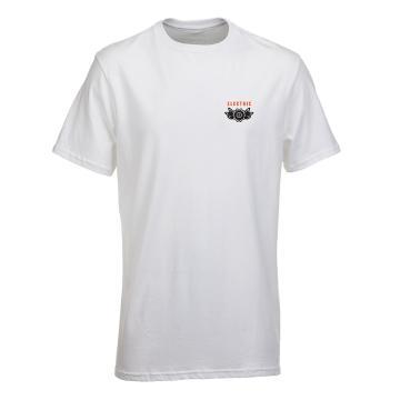 Electric Men's Paradise Vision Short Sleeve Tee - White