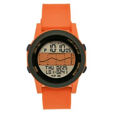 Electric Prime Tide Silicone Watch - Orange
