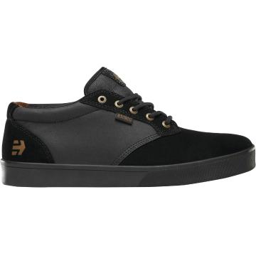 Etnies 2019 Jameson Mid Crank Shoes - Black/Black