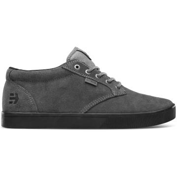 Etnies Jameson Mid Crank Shoes - Dark Grey/Black