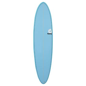 Torq 2017 Surfboard 7ft 2in Fun - Blue Fade