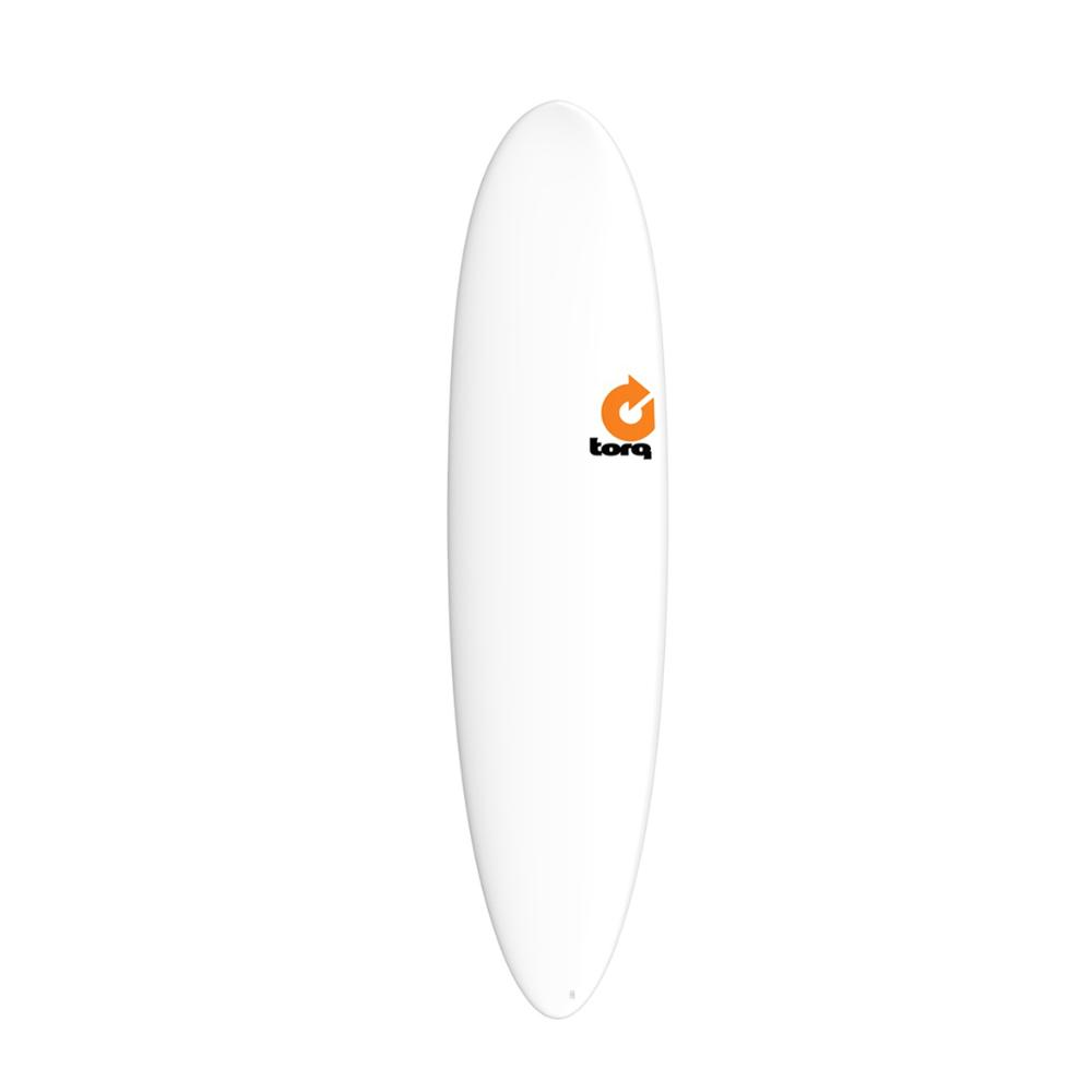 Surfboard 7ft 6in Fun White