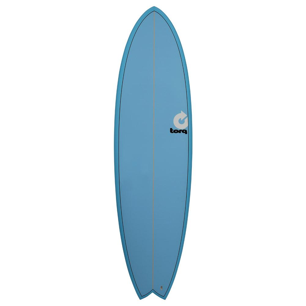 Surfboard 6ft 6in Fish - Blue Fade