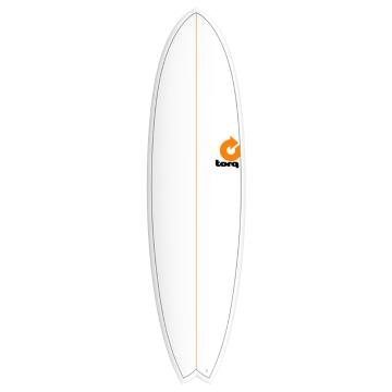 Torq Mod Fish Surfboard - 7ft 2in