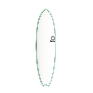 Torq Surfboard 7ft 2in Fish