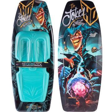 HO Joker Kneeboard w/Powerlock Strap - Multi