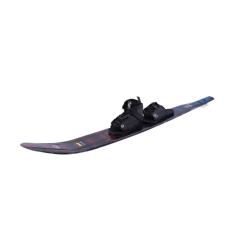 2021 Fusion Freeride with Freemax Rear Toe Combo 67in