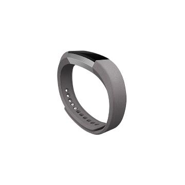 Fitbit Alta Band Leather Graphite Large
