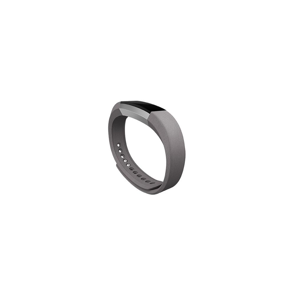 Alta Band Leather Graphite Large