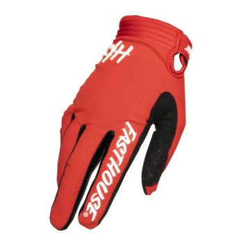 Fasthouse Speed Style Air Moto Gloves - Red/Black