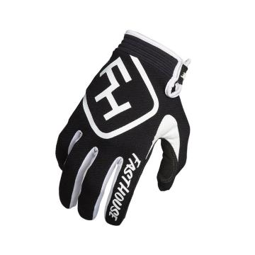 Fasthouse Youth Speed Style Moto Gloves  - Black
