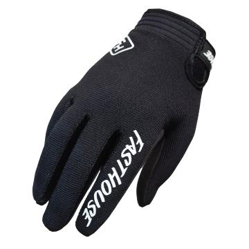 Fasthouse Carbon Moto Gloves - Black - Black